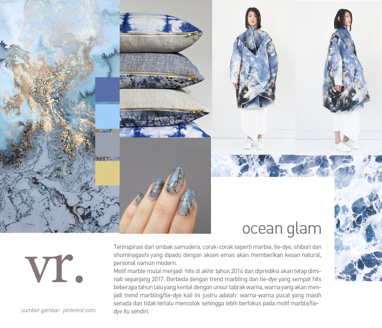 2017 Trend Forecast : Ocean Glam