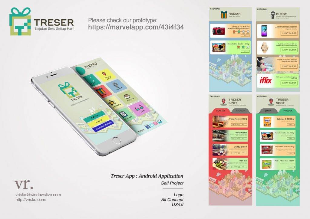 Treser App