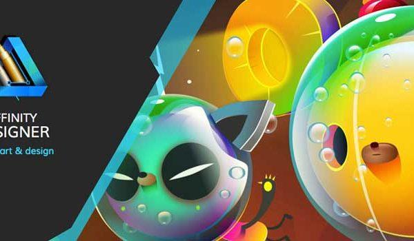 Affinity Designer : Alternatif Murah untuk Photoshop & Illustrator