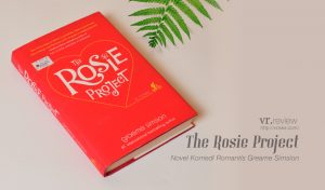 the rosie project novel