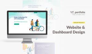 Evergreen Website & Dashboard