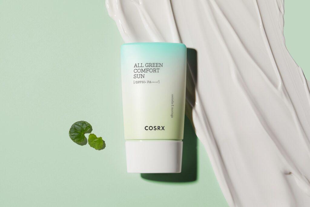 COSRX Shield fit All Green Comfort Sun SPF50+ PA++++