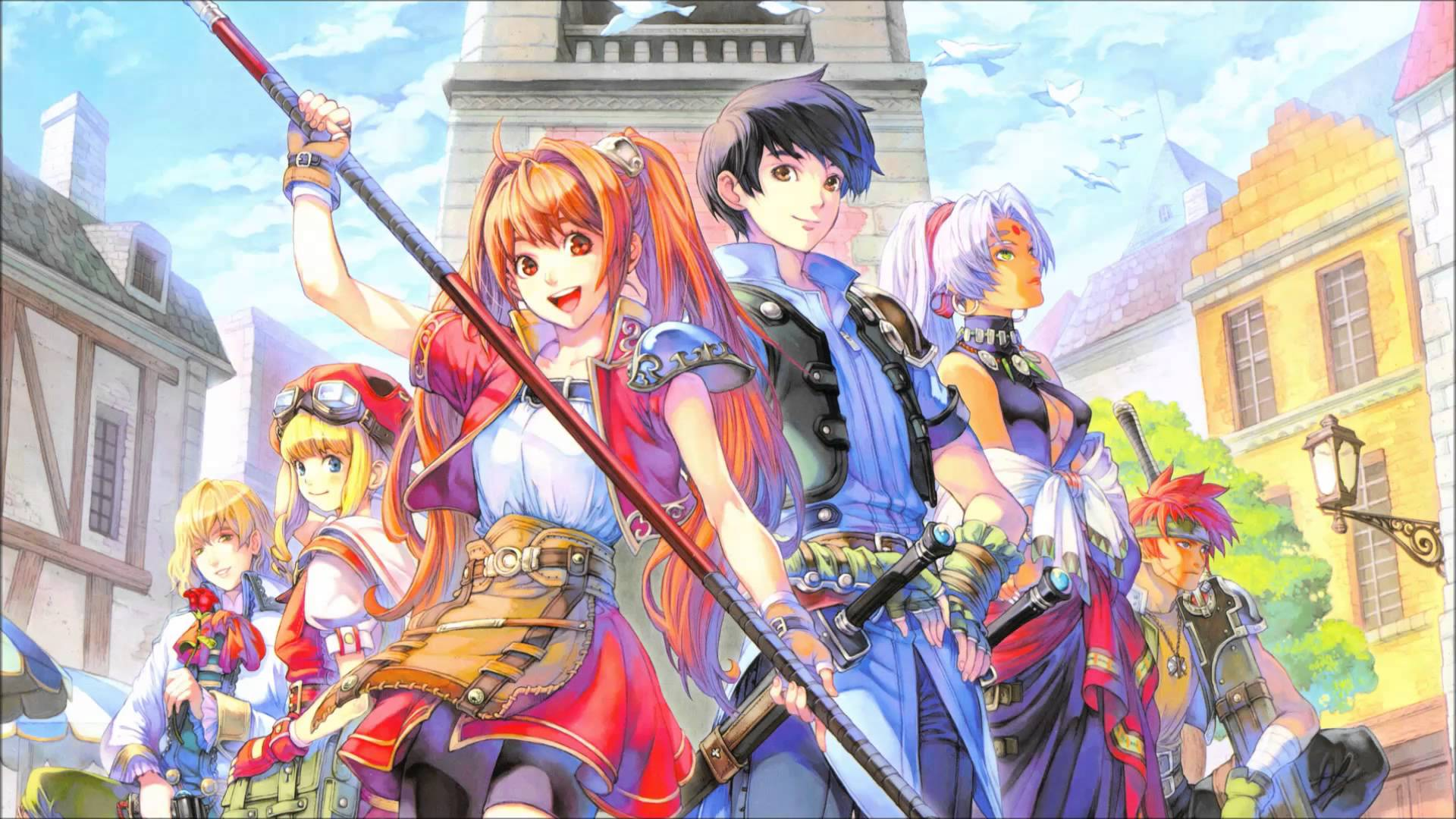 Legend of Heroes Trails in The Sky FC