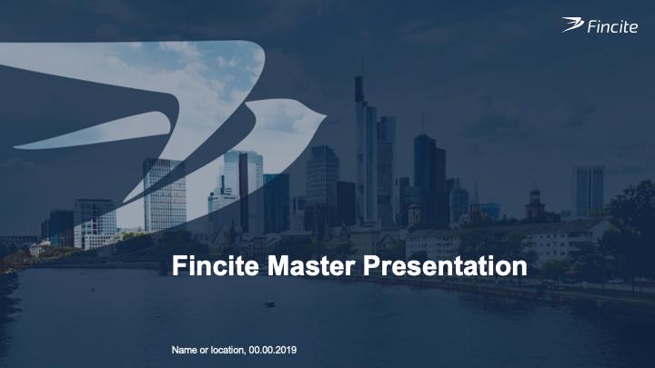 Fincite PowerPoint Presentation