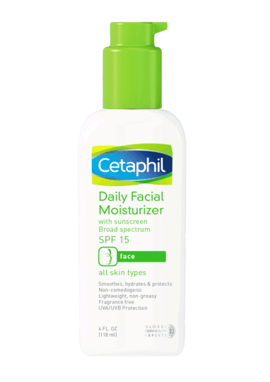 Cetaphil Daily Facial Moisturizer SPF 15/PA ++