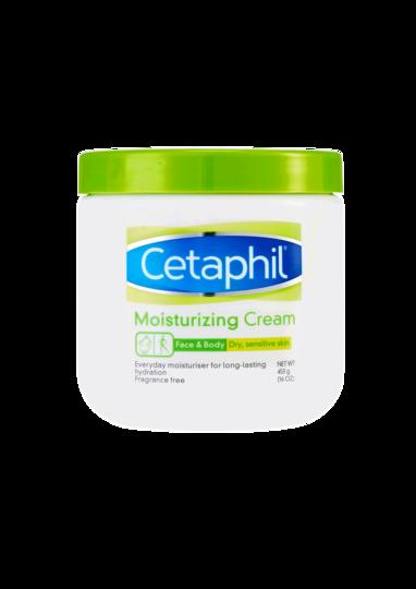 Cetaphil Moisturizing Cream 453 gram