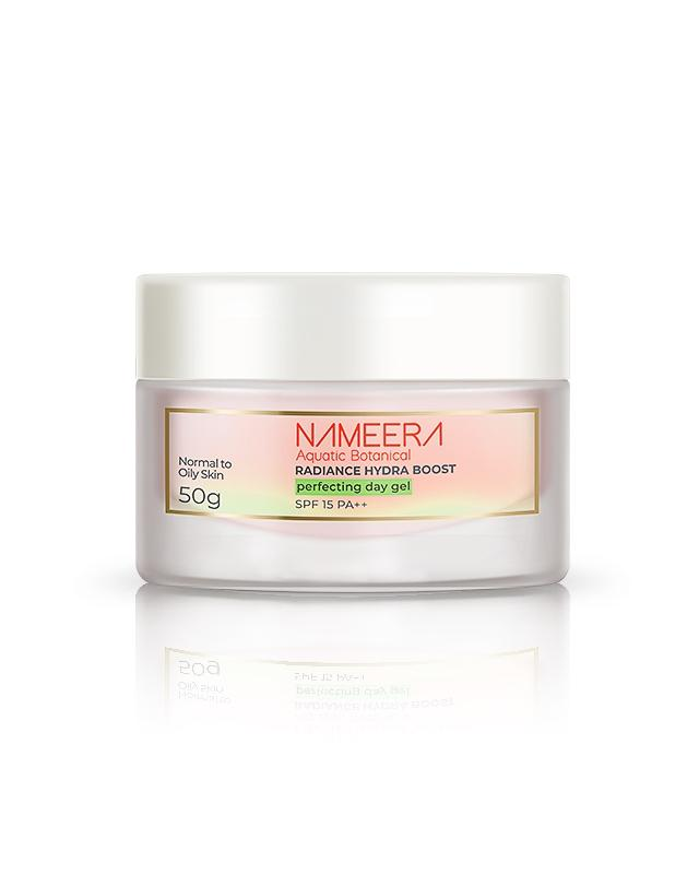 Nameera Radiance Hydra Boost Perfecting Day Gel SPF 15 PA++
