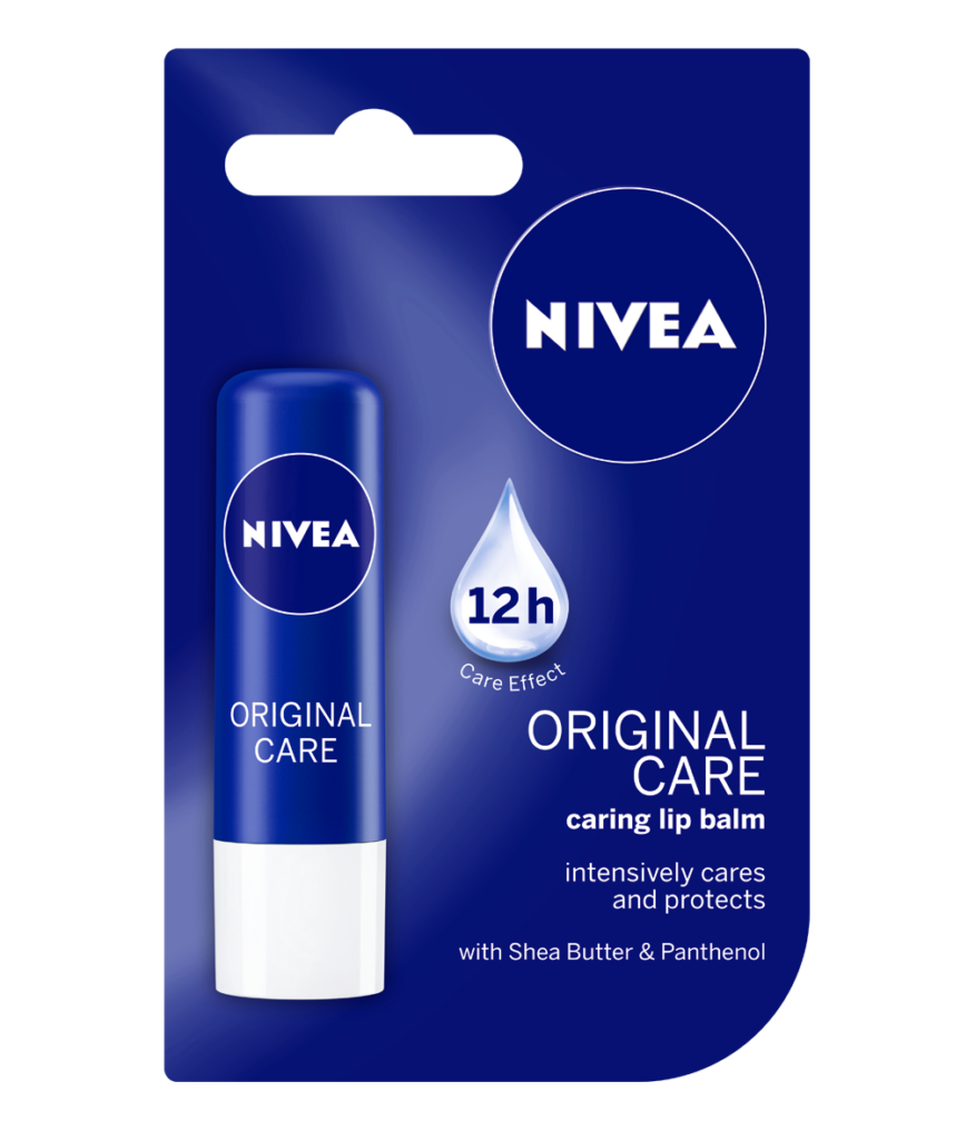 Nivea Original Care Lip Balm Stick