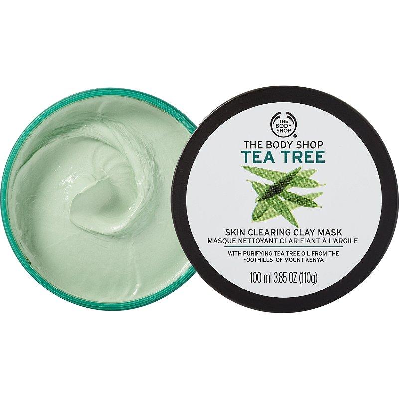The Body Shop Tea Tree Peel-Off Mask