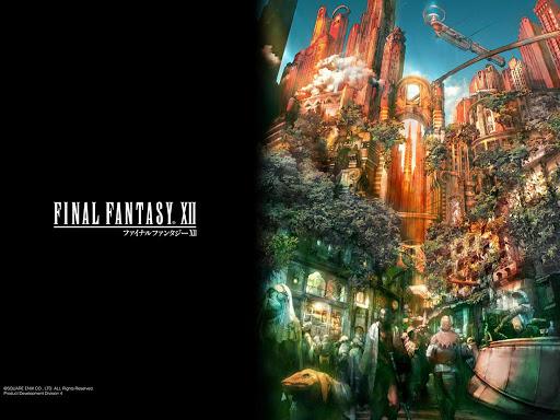 Mitologi Modern dalam Game Final Fantasy XII