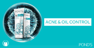 Pond's Orami Category Banner - Acne & Oil Control