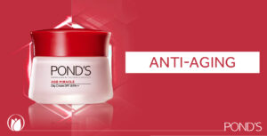 Pond's Orami Category Banner - Anti-Aging