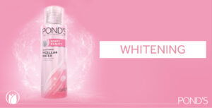 Pond's Orami Category Banner - Whitening