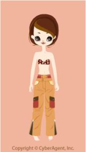 Snowboard pants / or13AJ