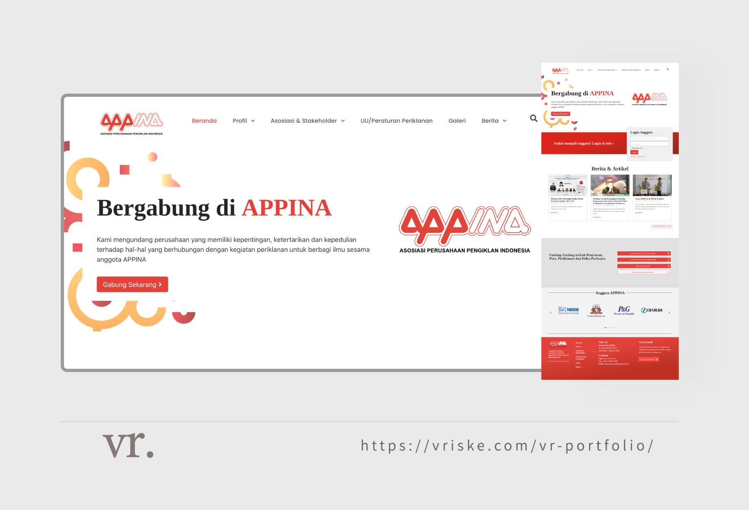 Web APPINA