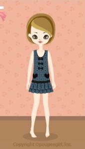 Low waist dress / bl09IJ