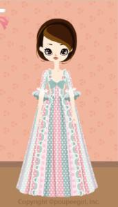 Macaron dress / bl09IJ