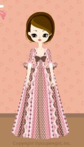 Macaron dress / pk09IJ