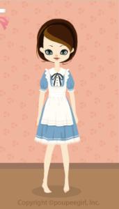 Alice dress / 09JJ