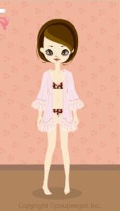 Lace Long Blouse / Pk10D