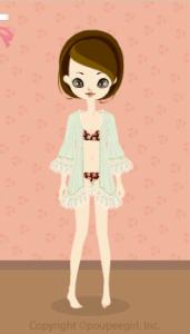 Lace Long Blouse / Gn10D