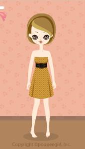 Check Bare Dress / Yw09I