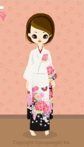 Kimono-Butterfly / 10AJ