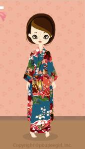 Kimono-Shukuju / 10A