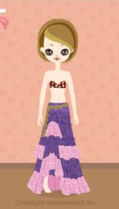 Ethnic skirt / pr10CJ