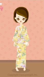 Yukata-Sakura / Yw09HJ