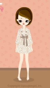 Dalmatian coat / wh09L