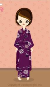 Kimono-Bells / Pr10A