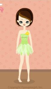 Fairy dress / 09JJ