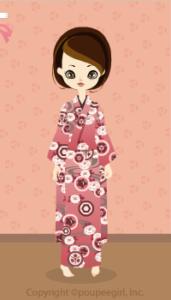 Kimono-pale / 10A