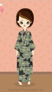 Kimono-Kasumi / 10A