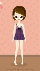 Dot Mini Dress / Pr10BJ