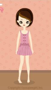 Balloon Jumper Skirt / Pk09L