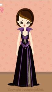 Witchy dress / 09J