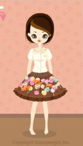Sweets Deco Dress / Br10B