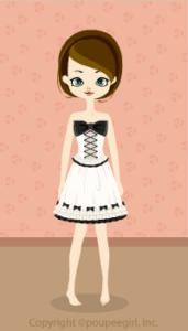 Classical dress / wh09HJ