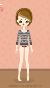 Heart Sweater / Gr09I