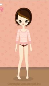 Heart Sweater / Pk09I
