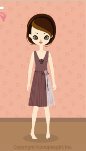 Sequined Dress / Br10B