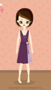 Sequined Dress / Pr10B