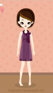 Pleats Dress / Pr10B