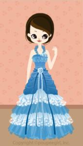 Fairy dress / 09F
