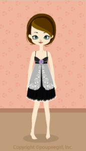 Oriental dress / bk09HJ
