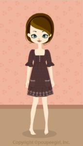Flower dress / 09HJ