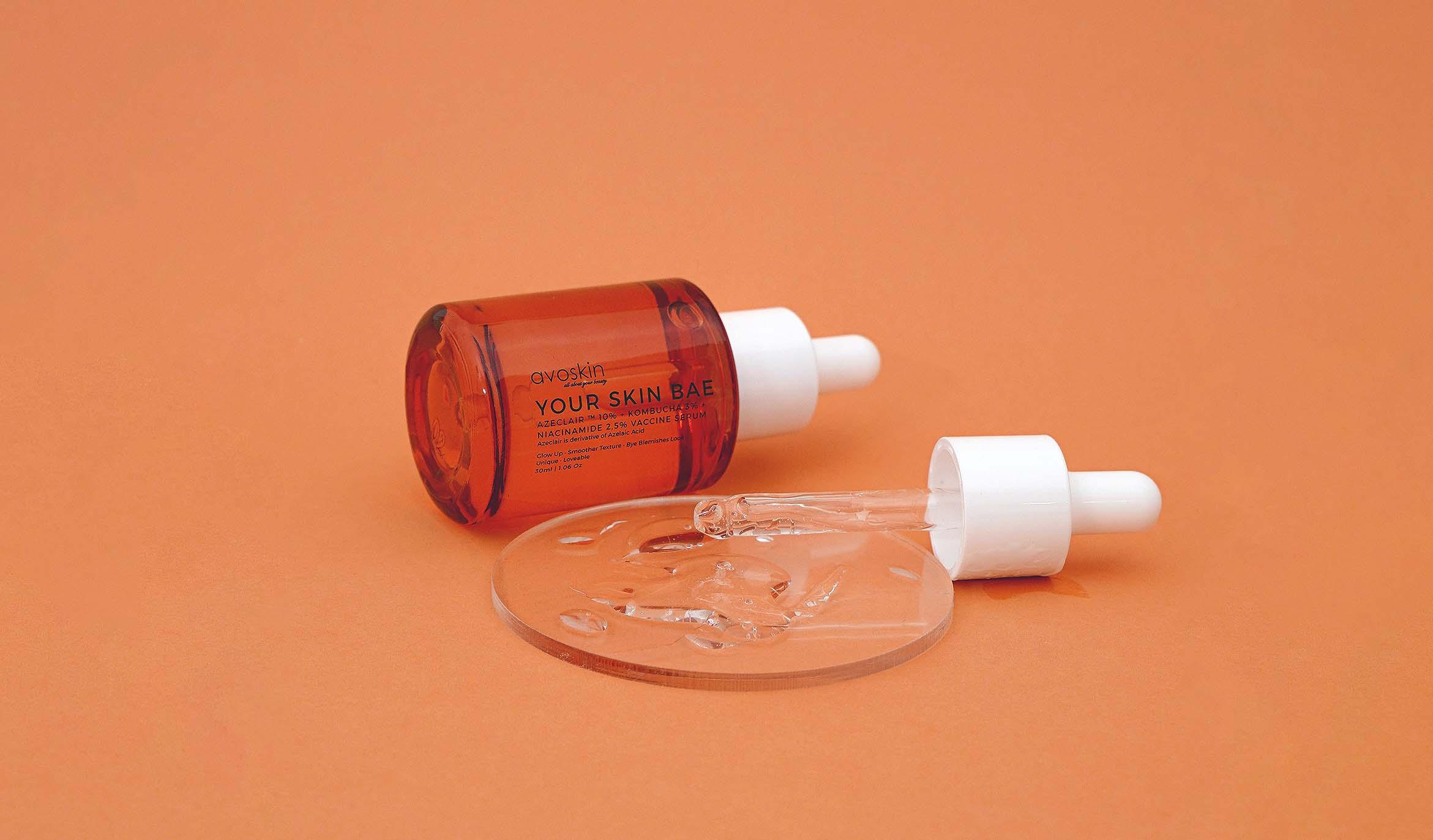 Avoskin Your Skin Bae Azeclair 10% + Kombucha 3% + Niacinamide 2,5% Vaccine Serum