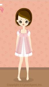 Baby doll dress / pk13H
